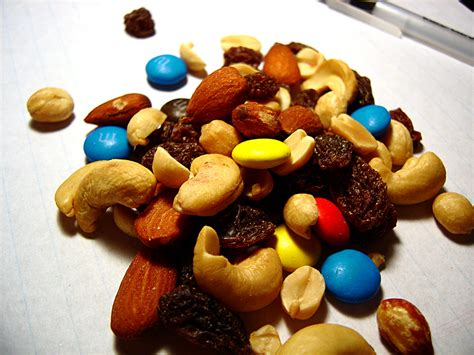Some Trail Mix From Wal-mart.