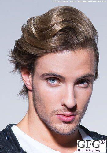 frisuren bilder weiche foehnwelle fuer maenner frisuren haare
