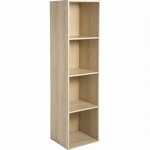 shelf lacasemu With meuble rangement 4 cases