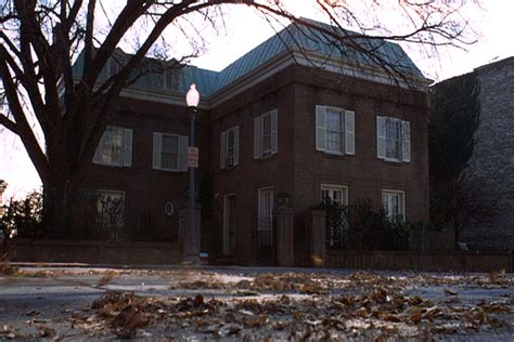 The Exorcist House - the exorcist revisited