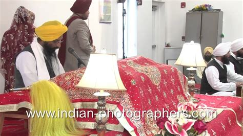Sikh Wedding Videos Anand Karaj Four Lavan Indian