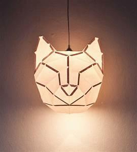 Abat Jour Original : lampe origami l gante intemporelle et design ~ Melissatoandfro.com Idées de Décoration