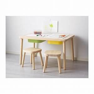Kindertisch Und Stühle Ikea : flisat kindertisch kindertisch ikea kindertisch und ikea ~ Michelbontemps.com Haus und Dekorationen