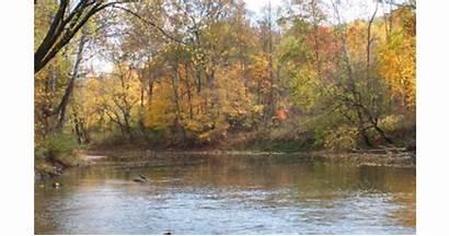 Kokosing Canoe Camp Valley Country Ohio