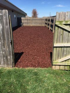 How To Cover Up Mud In Backyard by Cheap Solution For A Muddy Backyard Home Garden