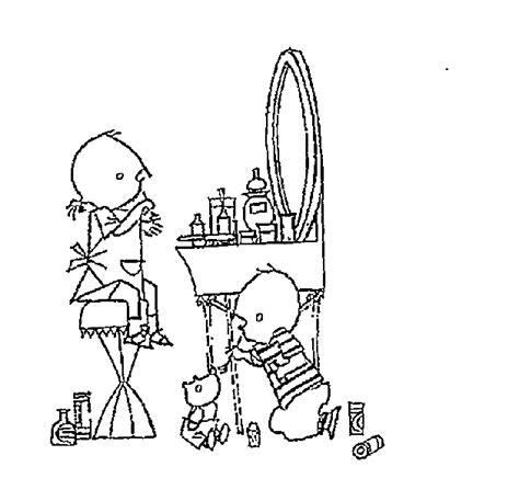 Kleurplaat Mg Schmidt by Jip En Janneke Kleurplaten Animaatjes Nl