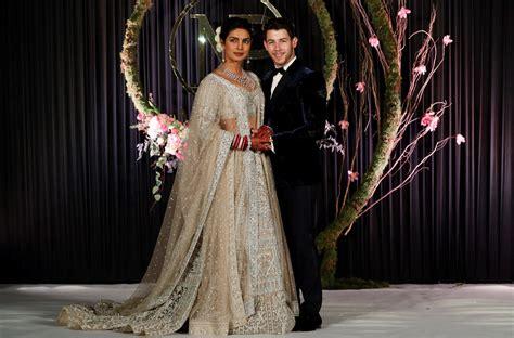 priyanka chopra nick jonas celebrate wedding   delhi