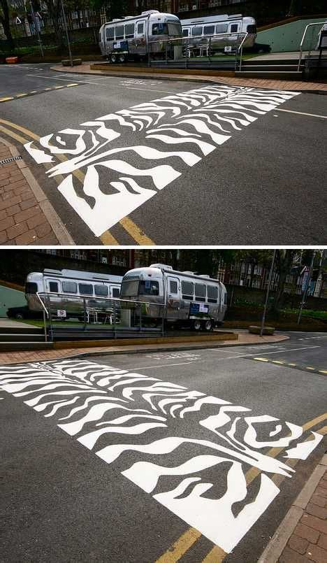 ten  creative crosswalks cool crosswalks street