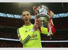 Manchester United De Gea dedicates FA Cup win to the fans