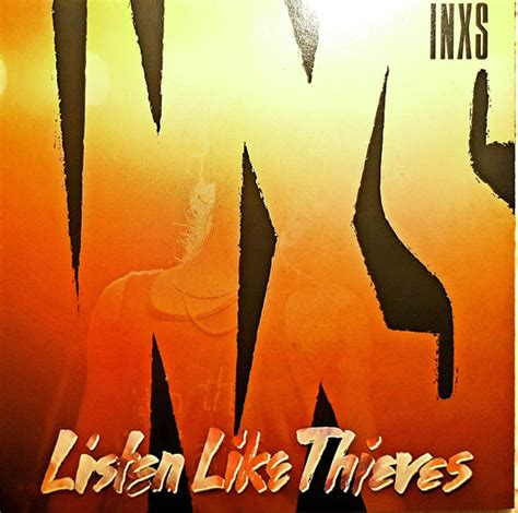 INXS - Listen Like Thieves (1985, CD) | Discogs