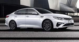 2019 Kia K5 Previews Facelifted Optima In Western Markets