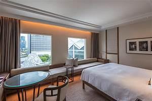 Hotel, Review, Conrad, Centennial, Singapore, Deluxe, Room