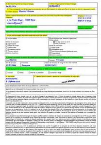 demande de nationalitã franã aise par mariage application form formulaire de demande la nationalité
