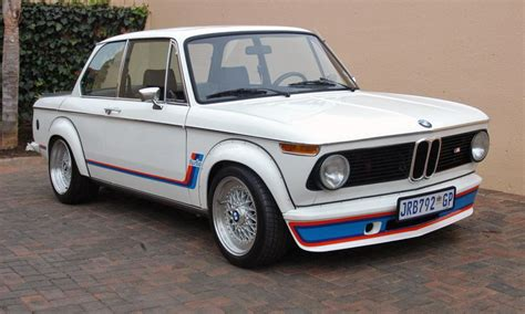 Bmw 2002 Turbo by This Is The Only Bmw 2002 Turbo In Africa Car Magazine