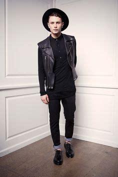 Best All Black Affair Images Man Style Men Clothes