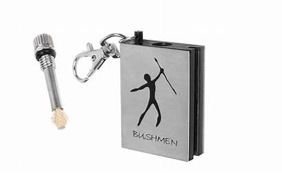 Match Permanent Lighter Bushmen Firestarter Fire Pl