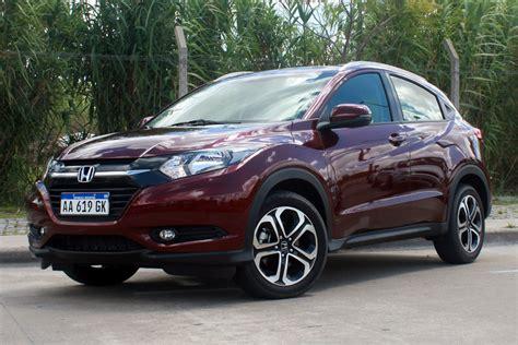 Test Honda Hrv Ex At 140cv