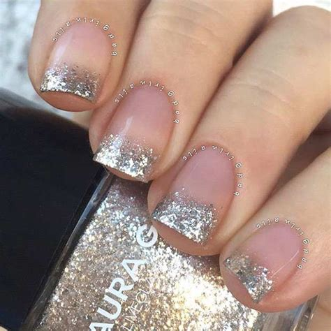cool french tip nail designs stayglam