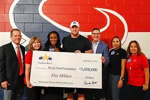 J.J. Watt fund surpasses $30 million for Harvey relief ...