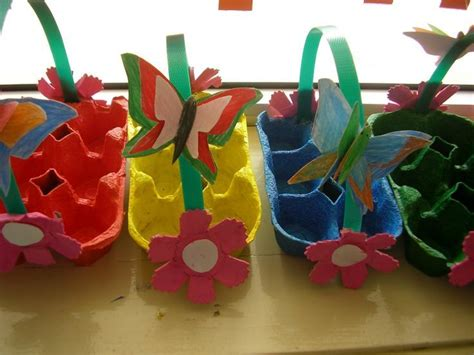 easter egg basket craft idea for 5 crafts and 486   5ed50163345aceca6a2207695c24a51b