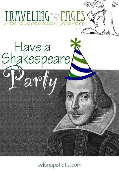 barde cuisine a shakespeare activities and the o 39 jays