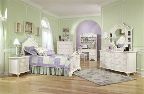child panel bedroom set traditional antique white cottage style youth bed collection