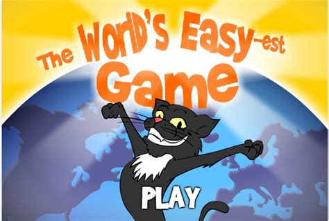 worlds easyest game crazy games   games