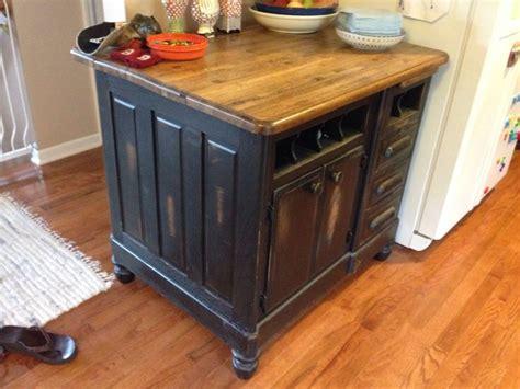 kitchen furniture com 100 year typewriter desk that has been transformed