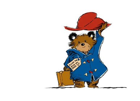 17 Best Images About Paddington Bear On Pinterest