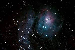 M8 - Lagoon Nebula | Astronomy & Space | Pinterest