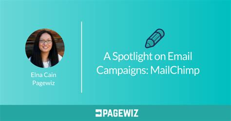 caign email to template mailchimp a spotlight on email caigns mailchimp marketing blog