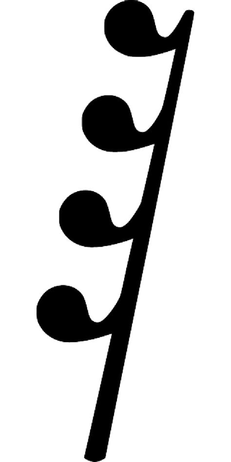 Musical symbols are marks and symbols in musical notation that indicate various aspects of how a piece of music is to be performed. Musical Rest Symbols - ClipArt Best