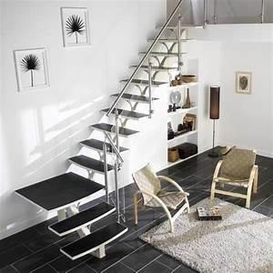 Escalier Moderne Pas Cher : acheter un escalier pas cher ooreka ~ Premium-room.com Idées de Décoration
