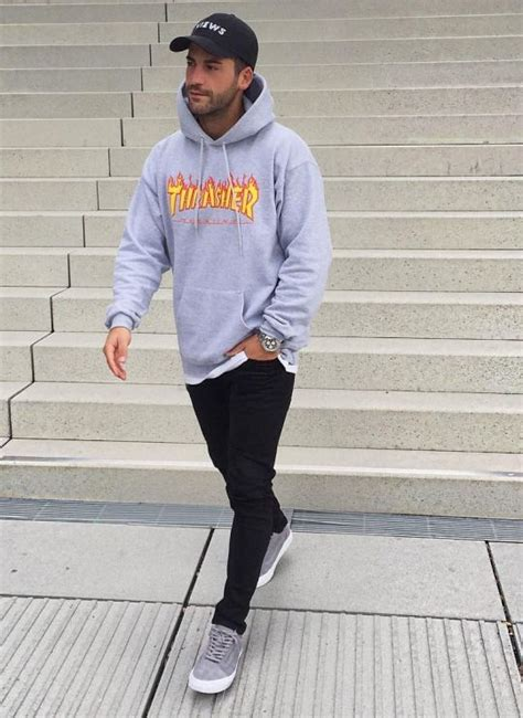 20 Awesome Spring Men Outfits With Vans - Styleoholic