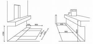 Minimální výška zásuvky od podlahy