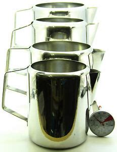 thermometer  sizes stainless steel jugs candle