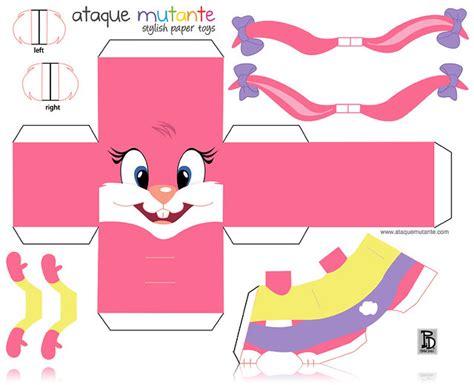 babs bunny v1 1 un recortable de www ataquemutante las flickr