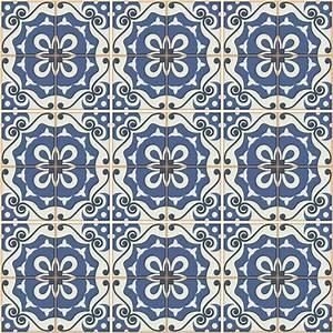Stickers Carreaux De Ciment : 9 stickers carreaux de ciment azulejos esperia salle de ~ Premium-room.com Idées de Décoration