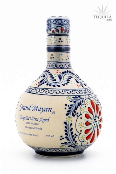 Grand Mayan Tequila Extra Anejo Style Pinterest