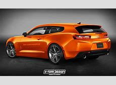 How About a Camaro Shooting Brake?