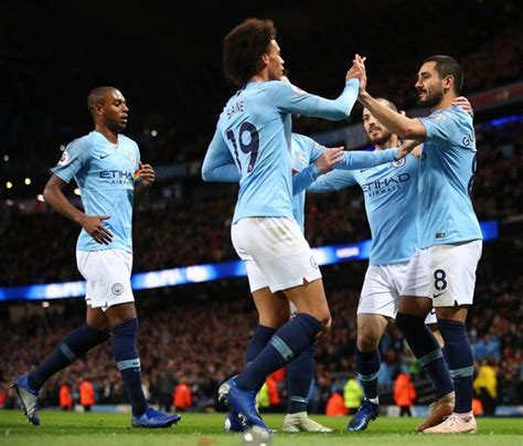 Man City team news: Predicted 4-3-3 line up to face ...