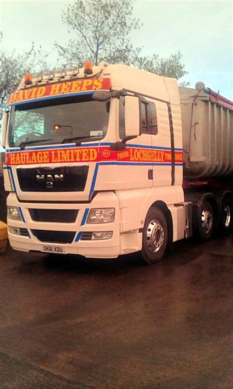 david heeps haulage  lochgelly fife scotland album