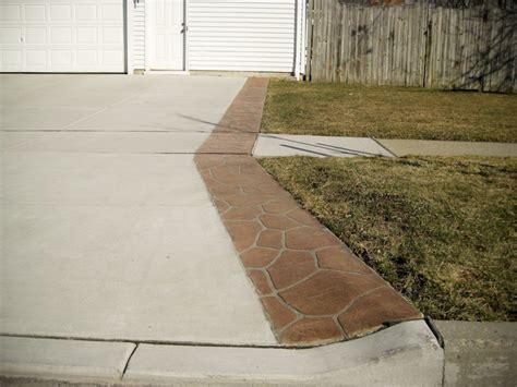 driveways by f roetzer concrete construction inc