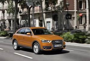 Audi Q3 Versions : audi q3 nouvelles versions dans la gamme diesel l 39 argus ~ Gottalentnigeria.com Avis de Voitures