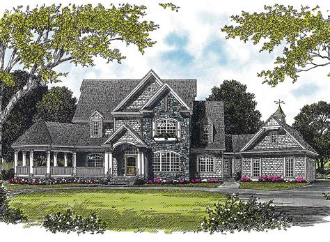 house plans with covered porches sprawling covered porch 17592lv architectural designs