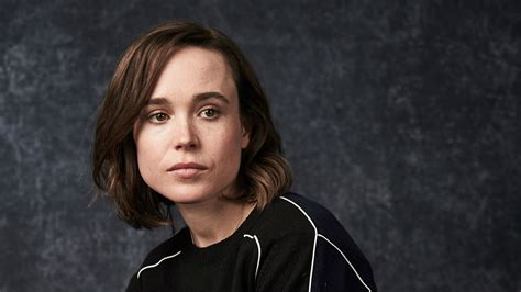 Ellen Page Explains How She Was Aggressively Outed As Gay ...