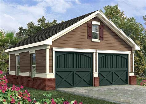 simple  car garage  architectural designs