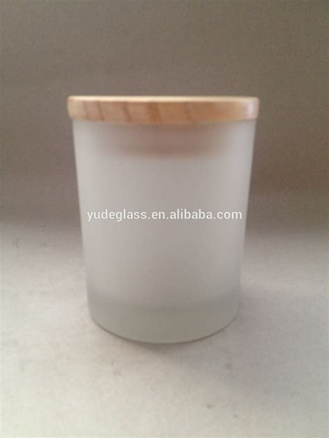 hotsale frosted glass votive candle holder and frosted
