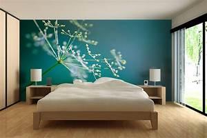 papier peint chambre izoa With tapis chambre bébé avec poster geant fleur