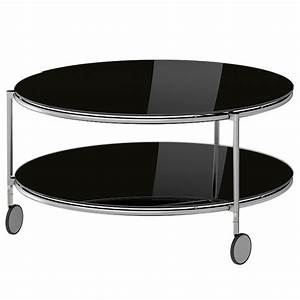 Petite Table Basse Ikea : 10 tables basses canon pour habiller son salon table basse ronde strind ikea d co ~ Preciouscoupons.com Idées de Décoration